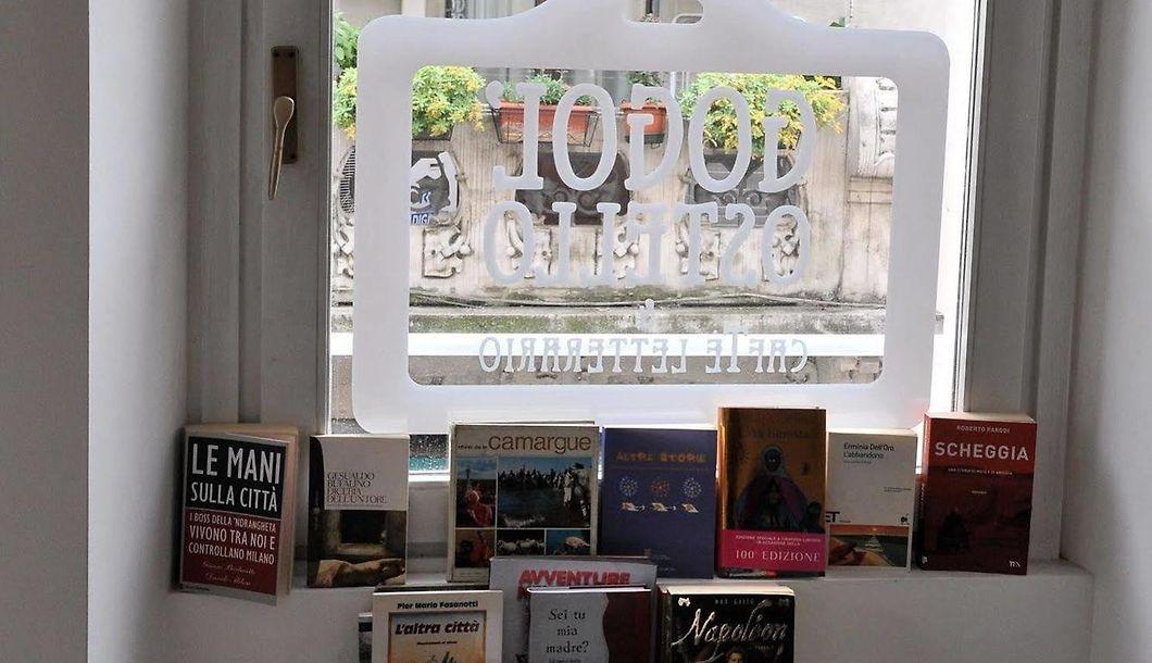 Gogol Ostello Caffe Letterario Mailand Budget Aufenthalt In Italien